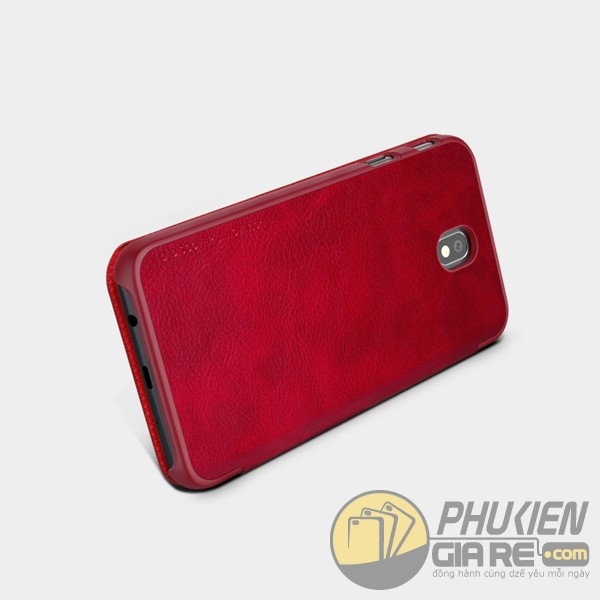 Bao da Galaxy J7 Pro Nillkin QIN Series