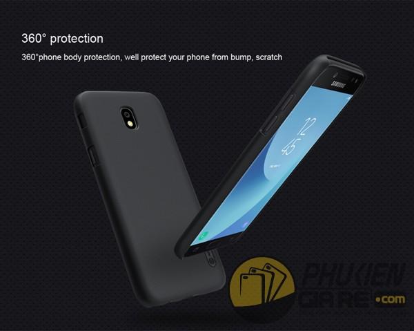 Ốp lưng Galaxy J7 Pro dạng sần hiệu Nillkin