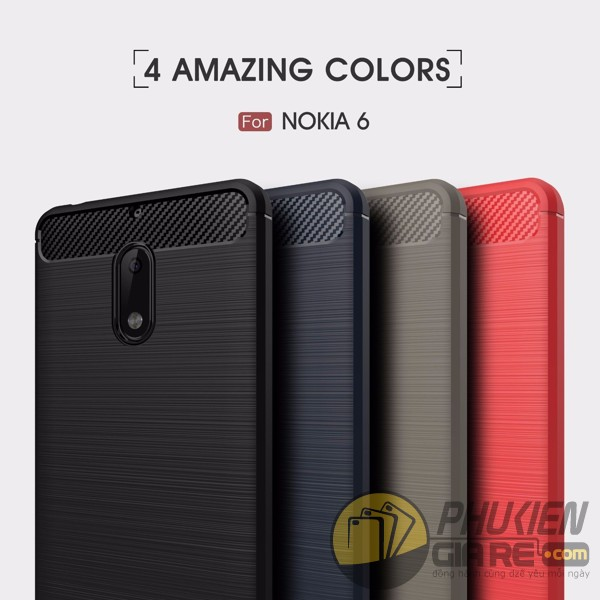 Ốp lưng chống sốc Nokia 6 hiệu Likgus