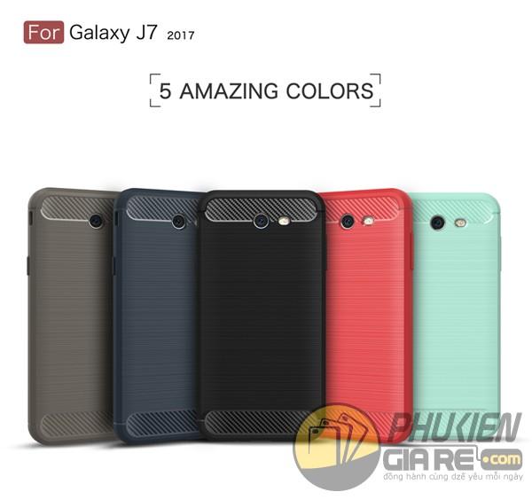 Ốp lưng chống sốc Galaxy J7 2017 hiệu Likgus