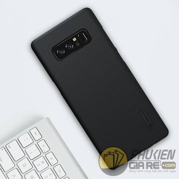 Ốp lưng Galaxy Note 8 dạng sần Nillkin