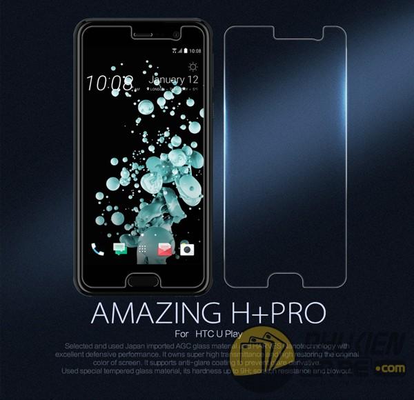 Dán cường lực HTC U Play Nillkin 9H+