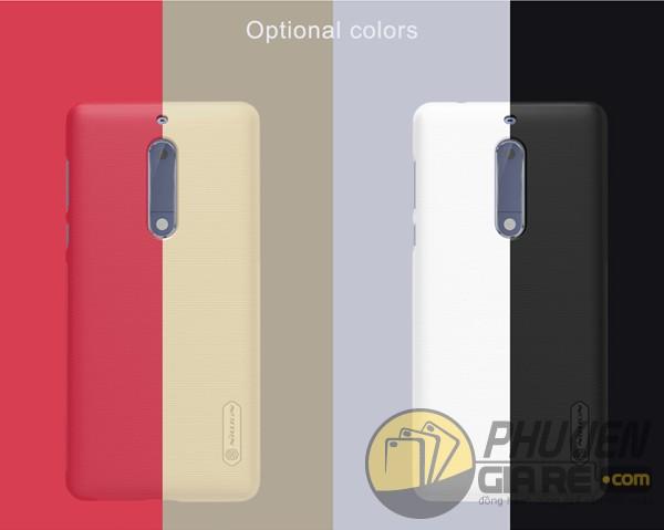 Ốp lưng Nokia 5 dạng sần Nillkin