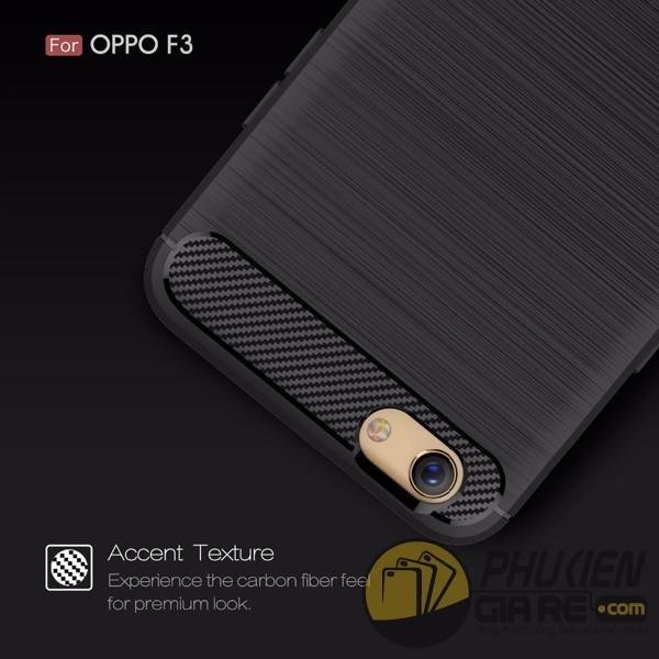 Ốp lưng OPPO F3 chống sốc Likgus