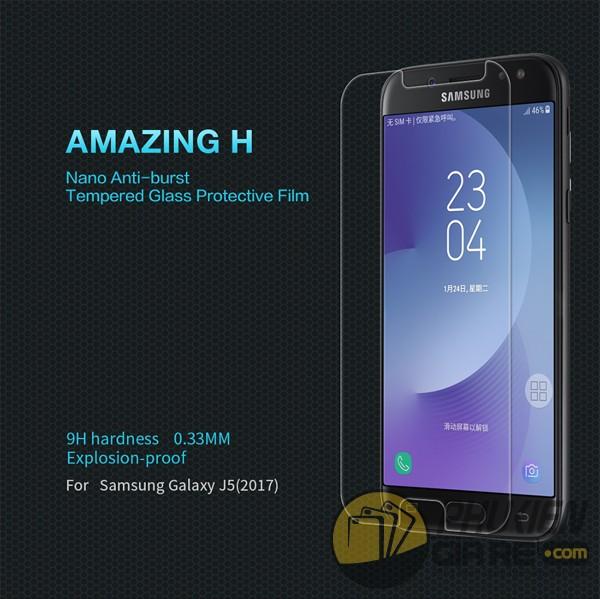 Dán cường lực Galaxy J5 Pro Nillkin 9H