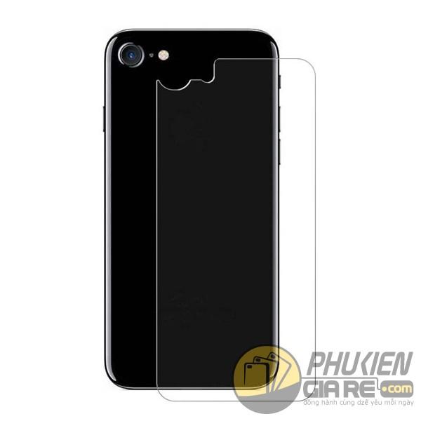 Dán cường lực iPhone 7 mặt lưng hiệu Glass