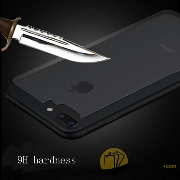 Dán cường lực iPhone 7 Plus mặt lưng hiệu Glass