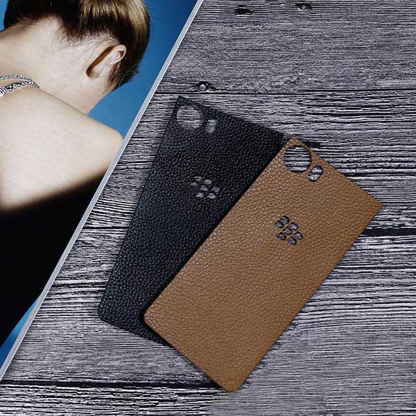 Dán da bò BlackBerry KeyOne 100% Made in Việt Nam