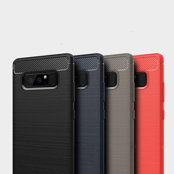 Ốp lưng Galaxy Note 8 nhựa mềm chống sốc Likgus