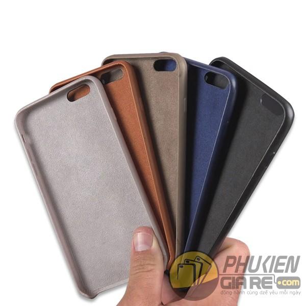 Ốp lưng iPhone 8 Leather case sang trọng