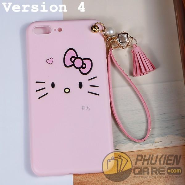 Ốp lưng iPhone 7 Plus nhựa mềm cute