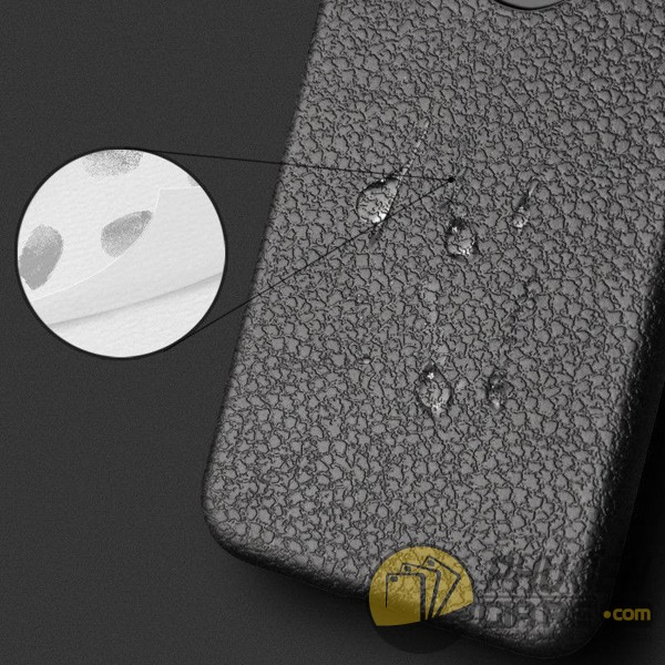 Ốp lưng iPhone 8 Plus da silicone dẻo siêu mỏng