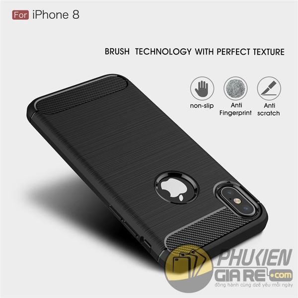 Ốp lưng iPhone X nhựa mềm chống sốc Likgus