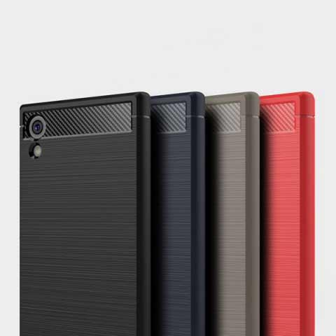 Ốp lưng Sony XA1 nhựa mềm chống sốc Likgus