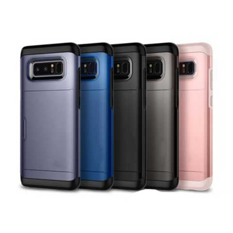 Ốp lưng Galaxy Note 8 Spigen Slim Armor CS