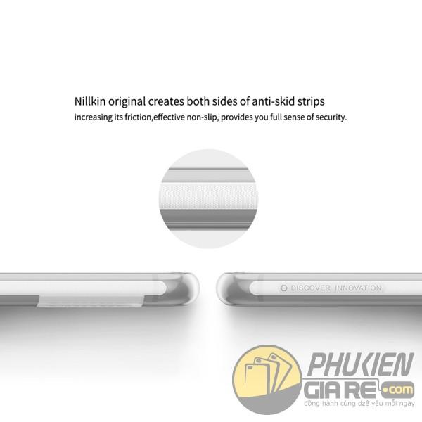 Ốp lưng iPhone X dẻo siêu mỏng Nillkin