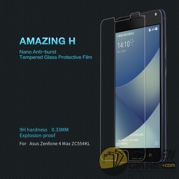 Dán cường lực Zenfone 4 Max Pro Nillkin 9H