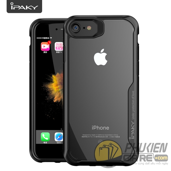 Ốp lưng iPhone 7 iPaky luckcool