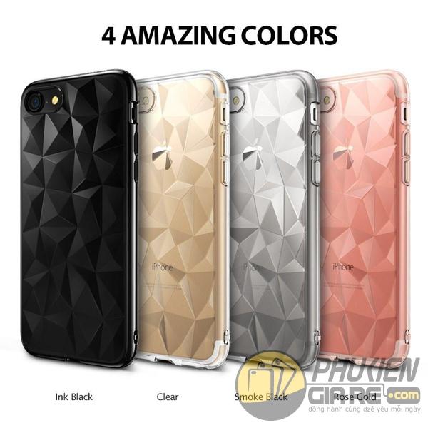 Ốp lưng iPhone 8 3D tuyệt đẹp Ringke Air Prism