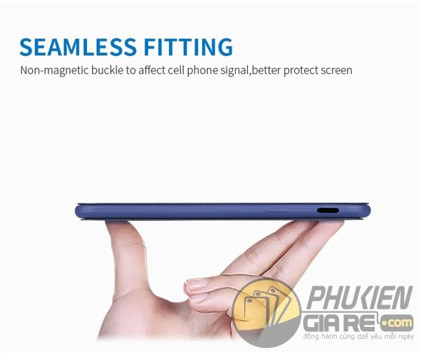 Bao da Galaxy J7 Pro hiệu Pipilu X-Level (Fibcolor Series)