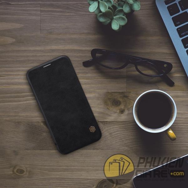 Bao da LG V30 Nillkin QIN Series