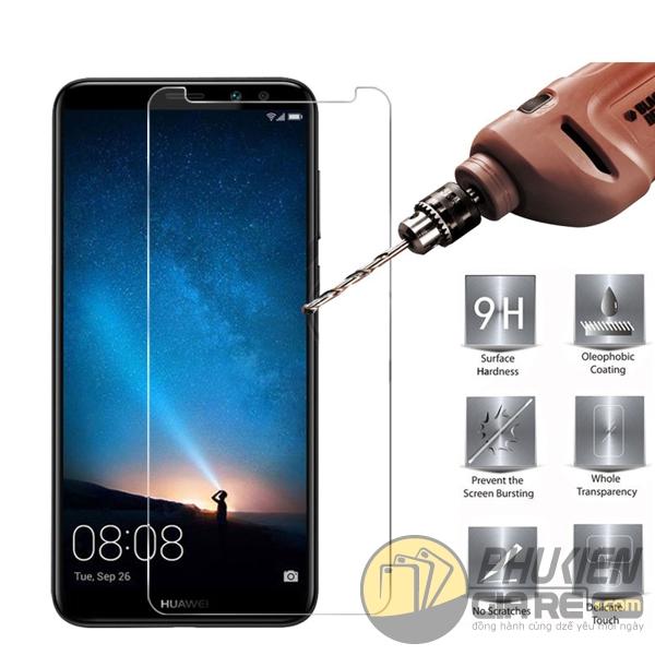 Dán cường lực Huawei Nova 2i hiệu Glass