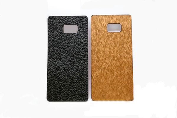 Dán da Galaxy Note FE da bò 100% Made in Việt Nam