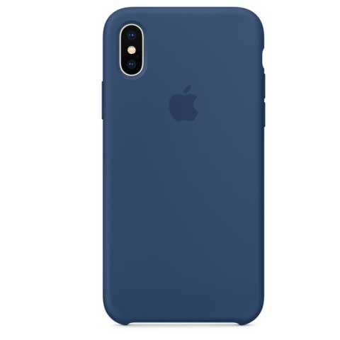 Ốp lưng iPhone X silicone case - Chính hãng Apple