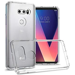 Ốp lưng LG V30 dẻo trong suốt siêu mỏng