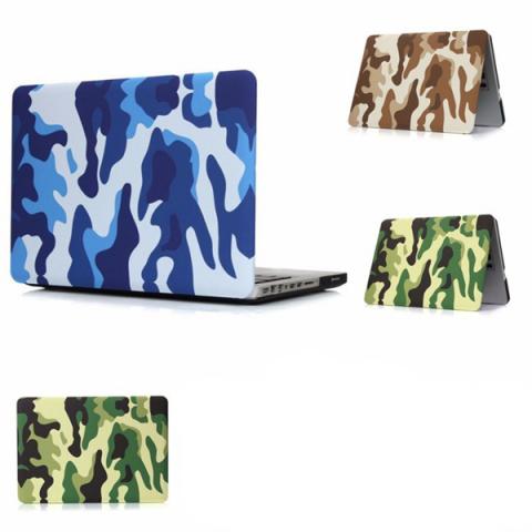 Ốp lưng Macbook Pro 13'' Touch Bar ngụy trang quân đội