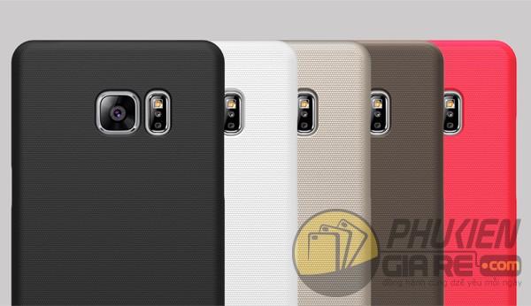 Ốp lưng Galaxy Note FE nhựa sần hiệu Nillkin