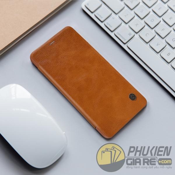 Bao da Galaxy A8 2018 Nillkin QIN Series