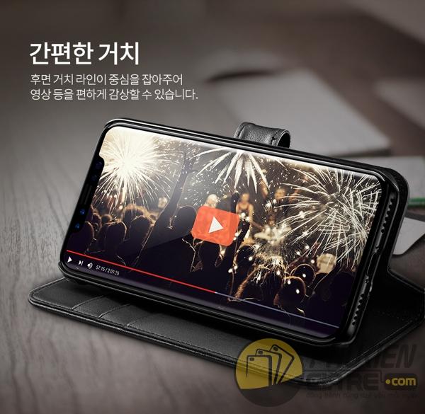 Bao da iPhone X Spigen - Wallet S