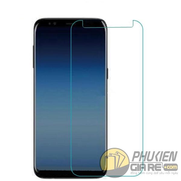 Dán cường lực Galaxy A8 2018 hiệu Glass