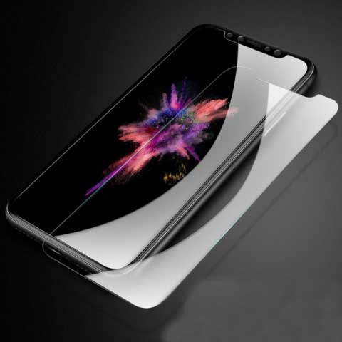Dán cường lực iPhone X hiệu Glass