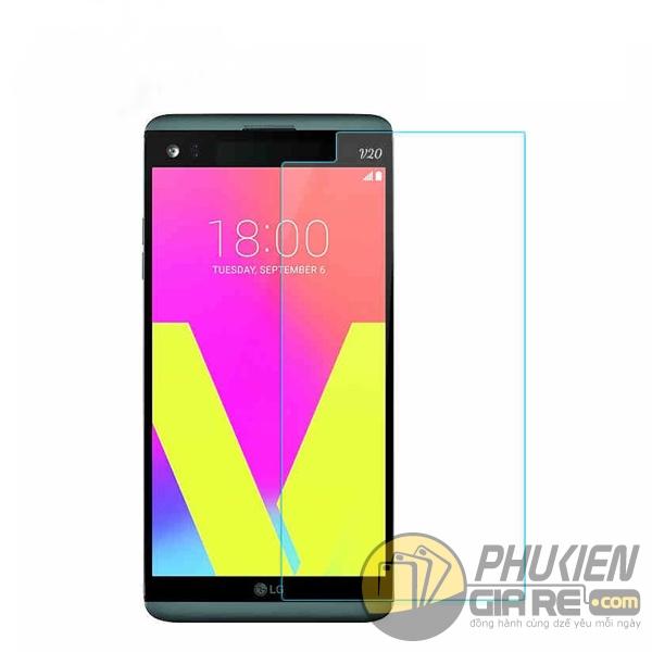 Dán cường lực LG V20 hiệu Glass