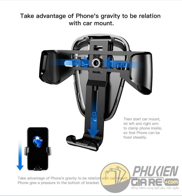gia-do-dien-thoai-Baseus-Gravity-Car-Mount-17