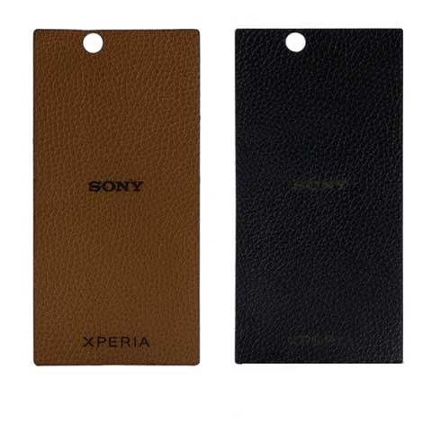 Miếng dán da Sony Z Ultra da bò 100% (Made in Việt Nam)