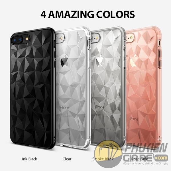 Ốp lưng iPhone 7 Plus 3D tuyệt đẹp Ringke Air Prism