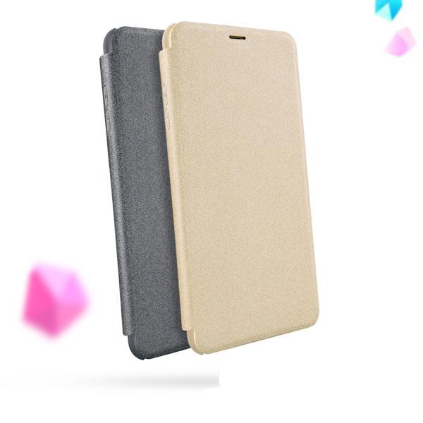 Bao da Galaxy A8 Plus 2018 Nillkin Sparkle