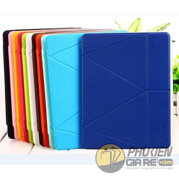 Bao da iPad 2/3/4 nhựa dẻo hiệu ONJESS