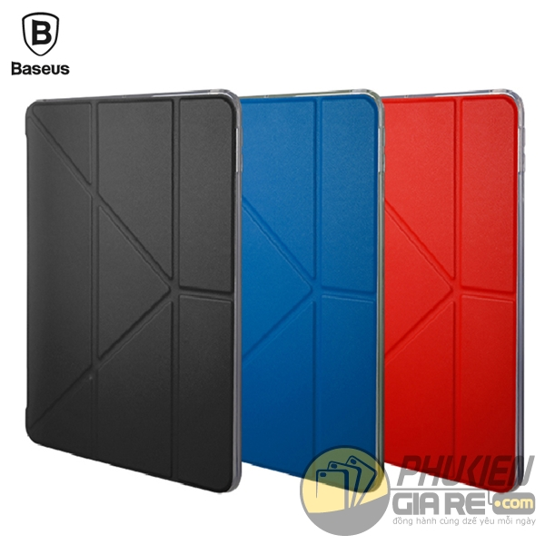Bao da iPad Pro 12.9 2017 Baseus Jane Y-Type Leather