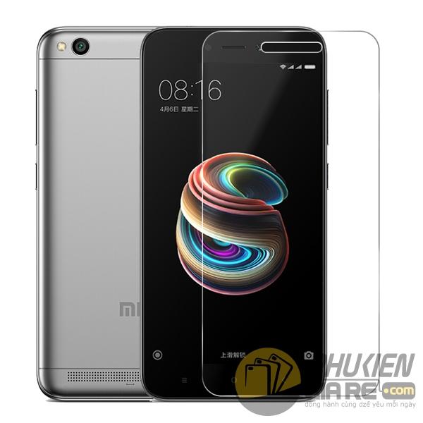 Dán cường lực Xiaomi Redmi 5A hiệu Glass