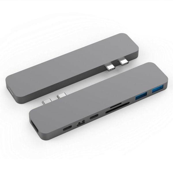 Đầu chuyển USB-C HyperDrive Pro 8-in-2 cho Macbook