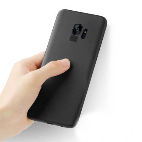 Ốp lưng Galaxy S9 siêu mỏng hiệu Memumi (Slim Case Series)