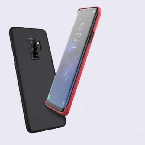 Ốp lưng Galaxy S9 Plus dạng sần Nillkin
