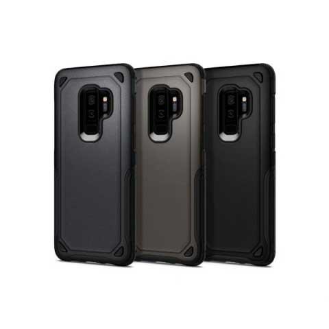 Ốp lưng Galaxy S9 Plus chống sốc Spigen Hybrid Armor