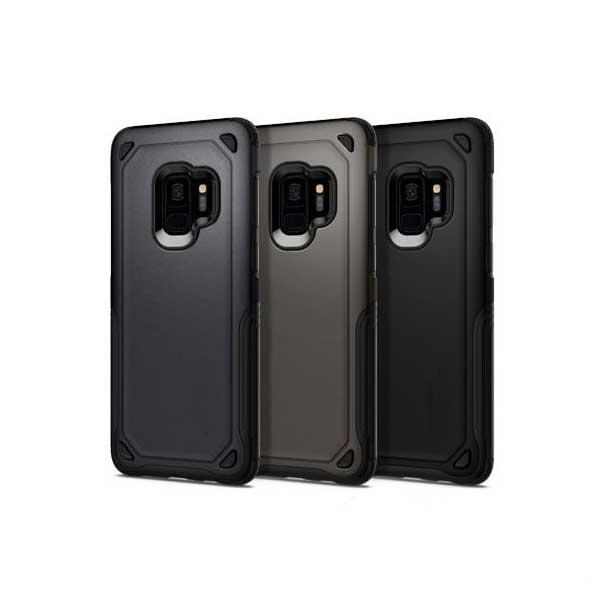 Ốp lưng Galaxy S9 chống sốc Spigen Hybrid Armor