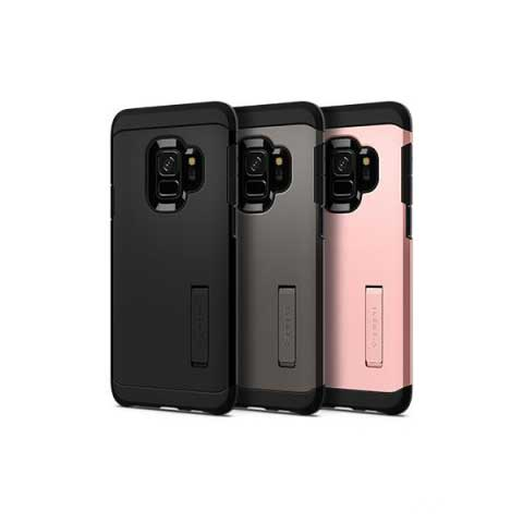 Ốp lưng Galaxy S9 chống sốc Spigen Tough Armor