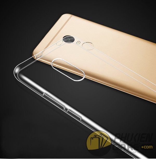 Ốp lưng Xiaomi Redmi 5 dẻo trong suốt i-Smile - Sky Wallker